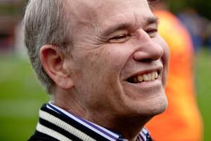 Auckland Mayor Len Brown. Photo / Neville Marriner