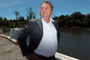 Labour Party MP Shane Jones pictured in Kerikeri, Northland. Photo / Doug Sherring