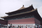 Tiananmen Square. Photo / NZ Herald