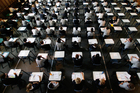 Last year 298 pupils were caught cheating. Photo / File