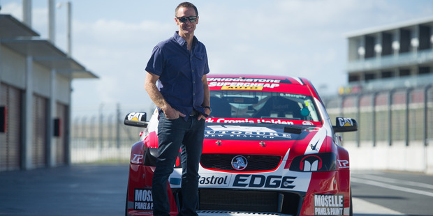 Greg Murphy will donate proceeds from the charity auction to help cure Type 1 diabetes. Picture / Jason Dorday
