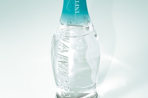 Waiwera Infinity bottled water.