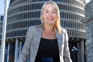 Associate Immigration Minister Nikki Kaye. Photo / Mark Mitchell