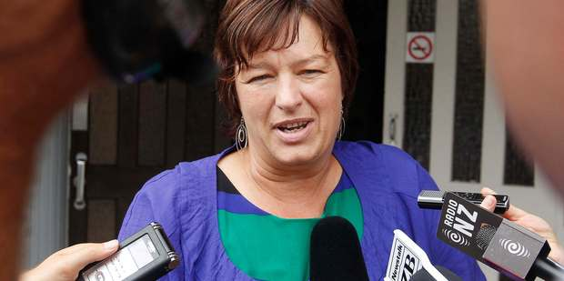 Labour MP Sue Moroney. Photo / NZ Herald