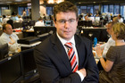 ANZ chief economist Cameron Bagrie says economic momentum is easing. Photo / NZ Herald
