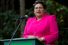 Green co-leader Metiria Turei. Photo / Marty Melville
