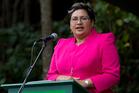 Green Party co-leader Metiria Turei.