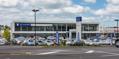 Hyundai has become a major player in the NZ market.