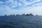 The Three Kings Islands. Photo/Kristin Edge