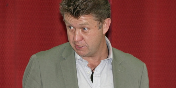 Labour leader, David Cunliffe. Photo / WTA