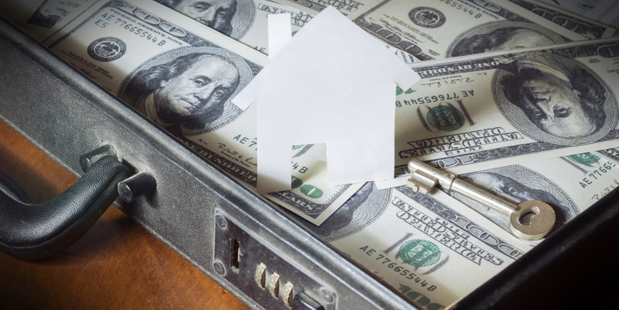 Wealthy people, foreigners and retirees are transforming markets across the United States with all-cash deals. Photo / Thinkstock