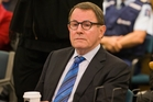 John Banks has denied knowingly receiving campaign donations from Kim Dotcom. Photo / Greg Bowker