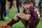 Daly Cherry-Evans of the Maroons. Photo / Getty Images