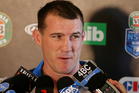 Paul Gallen admits he doesn't even go on holiday to Queensland. Photo /Getty Images
