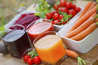 Vegetable juices are highly nourishing. Photo / Thinkstock