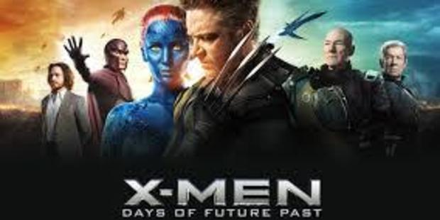 The new X-men film has a terminator feel to it.