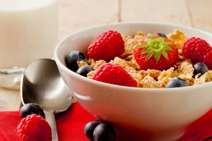 People who eat breakfast burn more calories each day, researchers have found. Photo / 123RF