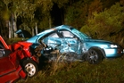 Dover Samuels says young men should be wary of the invincibility of youth, after the Kaeo car crash.