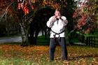 Sensei Les Scott teaches Tauranga women self-defence. Photo/George Novak