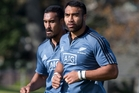 Victor Vito is shaping as a solid option for the All Blacks at No 8 in Kieran Read's absence. Photo / Brett Phibbs