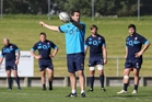 Andy Farrell says belief comes with hard work and preparation and that's what England are working on. Photo / Getty Images