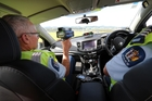 Some drivers exceeded the speed limit on Northland roads over the long weekend but most drivers abided by the law. Photo/John Stone