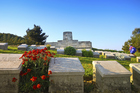 The Shell Green Cemetery in Gallipoli. Photo / Thinkstock