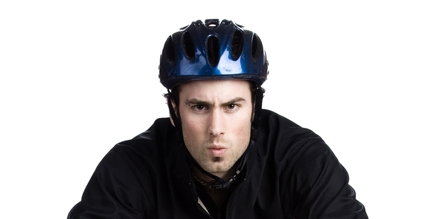 Research showed that motorists drove around 8cm closer when overtaking cyclists with helmets.