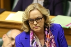 UNDERFIRE: Minister of Justice Judith Collins found herself under immensepressure over her dinner with Oravida bosses.