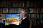 Betty Gilderdale, author of The Little Yellow Digger, says she never planned on writing a children's picture book. Photo / Richard Robinson