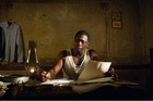 Idris Elba in Mandela: The Long Walk to Freedom.