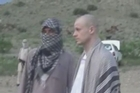 The Taliban release dramatic footage of their handover of army sergeant Bowe Bergdahl to US forces after five years in captivity.
