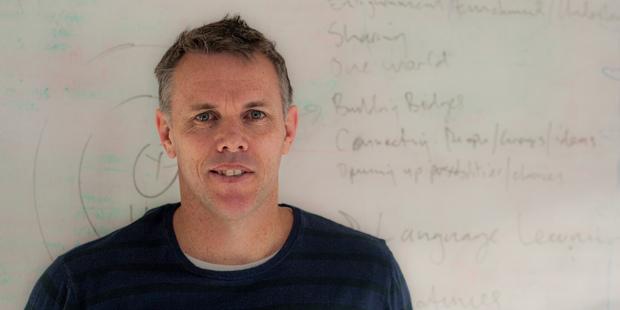 Jason Oxenham, CEO of Rocket Languages.