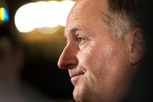Prime Minister John Key. Photo / Peter Meecham