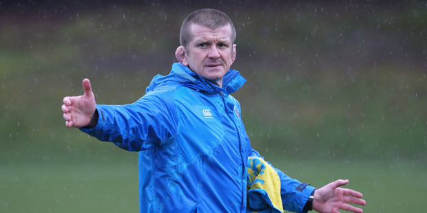 Loading Graham Rowntrees. Photo / Getty Images