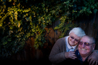 FIFTY NOT OUT: Noela (left) and Izak Hartevelt have been married 50 years today. PHOTO: STEPHEN PARKER