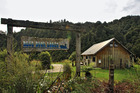 Blue Duck Station is a working farm surrounded by Whanganui National Park.