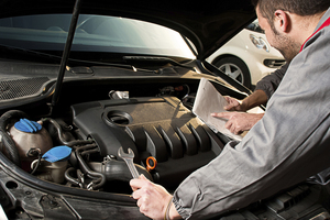 Work on what's under the bonnet is best left to the experts. When changing oil, you must dispose of the old oil properly. Photo / Thinkstock