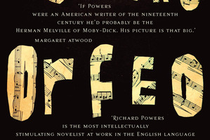 Orfeo by Richard Powers.