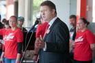 Labour leader David Cunliffe. Photo / Ben Fraser