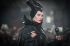 Maleficent is played by Angelina Jolie.