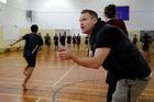 Every day is a challenge, but Te Puke High School teacher Shea McEvoy loves it. Photo/George Novak