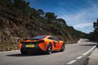 McLaren 650S. Photo / Supplied