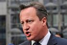 The EU has, says British Prime Minister David Cameron, become