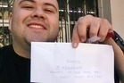 @HiddenCash began the hunt in San Francisco a little over a week ago. Photo / AP