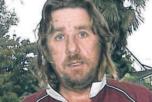 Murder victim Johnny Wright.