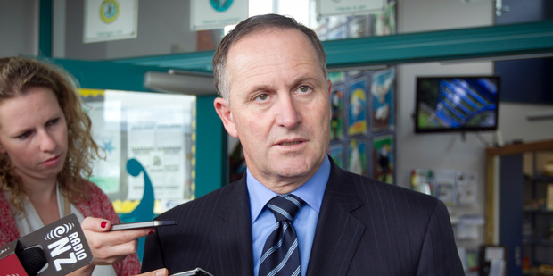 In Feb, PM John Key revealed the Govt had cancelled the passports of a 'handful' of NZers wanting to travel to Syria. Photo / Natalie Slade