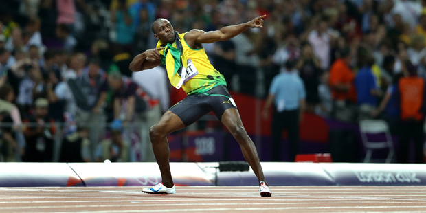 Usain Bolt's presence would bring credibility to the Commonwealth Games. Photo / Getty Images