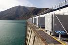 Meridian's Waitaki power station. Photo / Richard Robinson