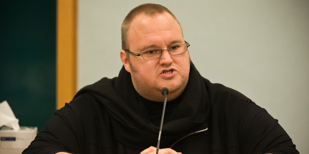 Kim Dotcom wanted revenge on Banks and the guilty verdict gives him that. Photo / Greg Bowker